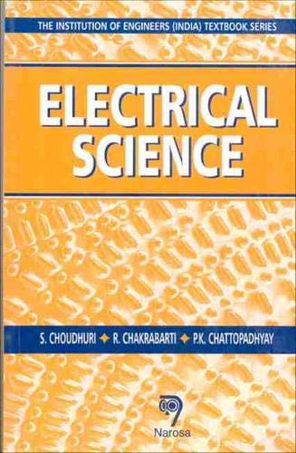 Electrical Science: S. Choudhuri, R.