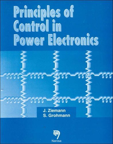 9788173192487: Principles of Control in Power Electronics