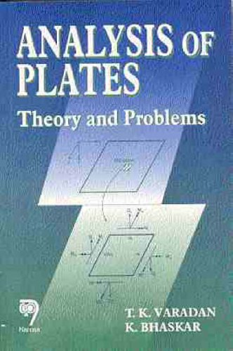 9788173192562: Analysis of Plates: Theory And Problems
