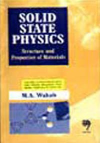 9788173192661: Solid State Physics: Structure and Properties of Materials