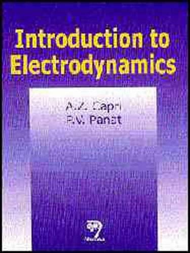 9788173193293: Introduction to Electrodynamics