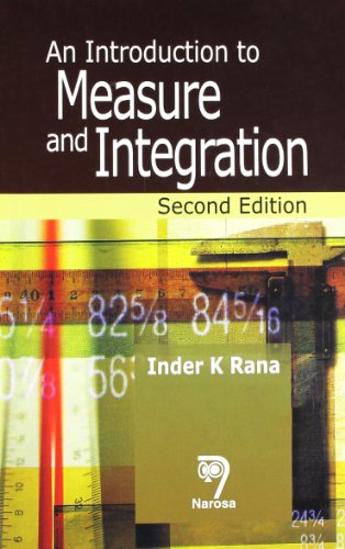 9788173194306: An Introduction to Measure and Integration