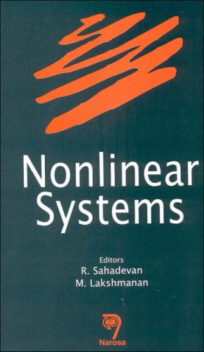 9788173194566: Nonlinear Systems