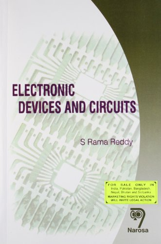 Electronic Devices and Circuits: S. Rama Reddy
