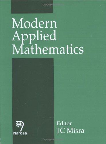 9788173194924: Modern Applied Mathematics
