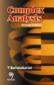 9788173194948: Complex Analysis(Second Edition)