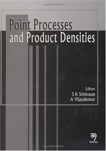 9788173195587: Point Processes and Product Densities