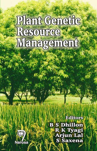 9788173195792: Plant Genetic Resource Management (Plant Genetic Resources)