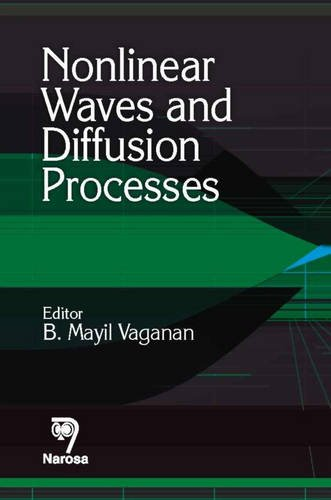 Nonlinear Waves and Diffusion Processes: Vaganan, B. Mayil (ed)