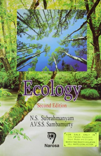 Ecology, Second Edition: N.S. Subrahmanyam