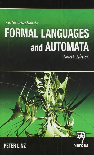 An Introduction To Formal Languages And Automata: Peter