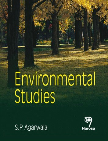Environmental Studies: S.P. Agarwala