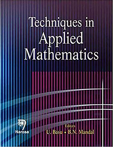 9788173198069: Techniques in Applied Mathematics