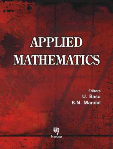9788173198748: Applied Mathematics