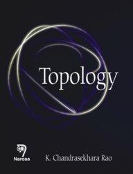 Topology: K. Chandrasekhara Rao