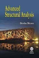 9788173199394: Advanced Structural Analysis