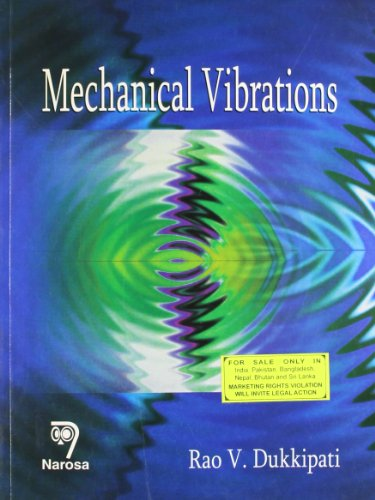 9788173199776: Mechanical Vibrations