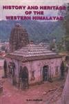 History and Heritage of the Western Himalayas: Kapoor B.L.