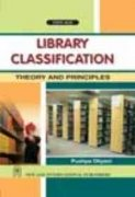 Library Classification: Theory and Principles: Pushpa Dhyani