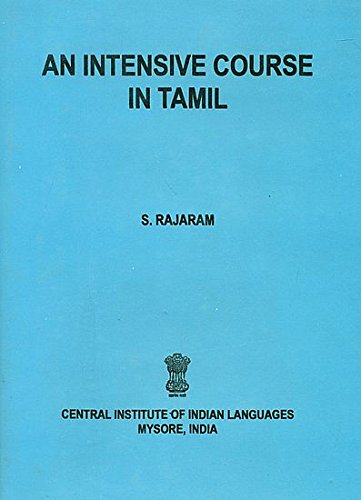 An Intensive Course in Tamil (English and: Rajaram, S.
