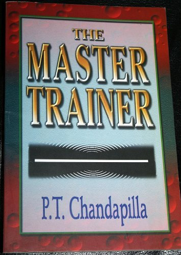 9788173621314: The Master Trainer