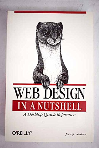 9788173660955: Web Design in a Nutshell: a Desktop Quick Reference