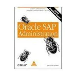 9788173661204: Oracle Sap Administration