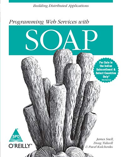 9788173662041: [(Programming Web Services with SOAP)] [by: James Snell]