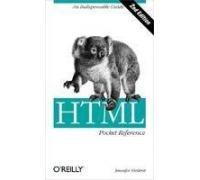 9788173662478: Html Pocket Reference