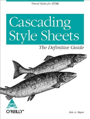 Cascading Style Sheets: The Definitive Guide (8173662584) by [???]