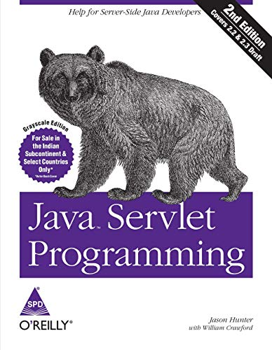 9788173662850: Java Servlet Programming (Second Edition)