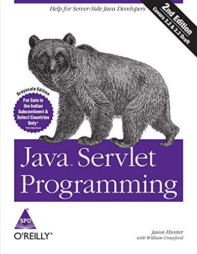 9788173662850: [(Java Servlet Programming)] [by: Jason Hunter]