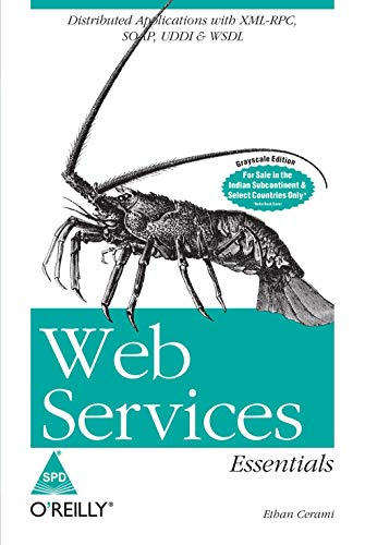 9788173663390: [(Web Services Essentials)] [by: Ethan Cerami]