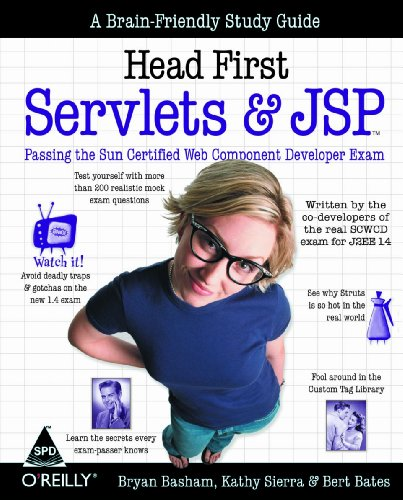 9788173664038: Head First Servlets and JSP