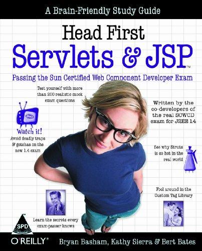 9788173664038: Head First Servlets and JSP