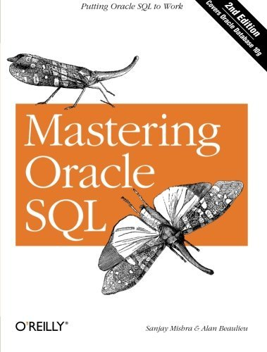 9788173664618: [(Mastering Oracle SQL)] [by: Sanjay Mishra]