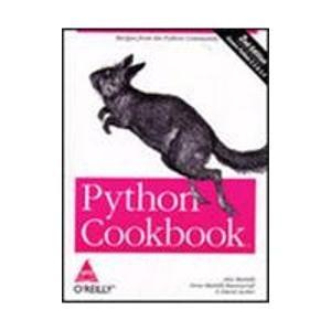 9788173664793: Python Cookbook