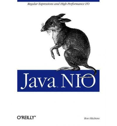 9788173665110: Java NIO: Regular Expressions and High Performance I/O -- First 1st Edition