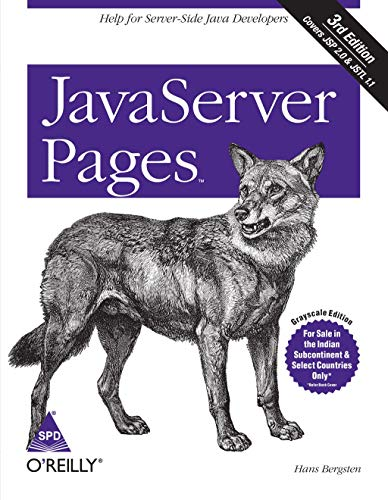 JavaServer Pages: Help for Server-Side Java Developers (Third Edition): Hans Bergsten