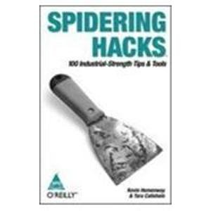 9788173668197: Spidering Hacks