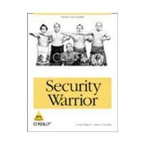 9788173668401: SECURITY WARRIOR