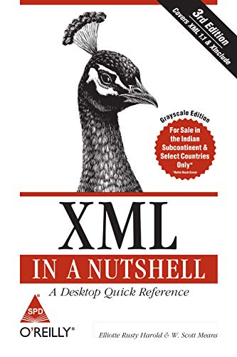 9788173668456: [(XML in a Nutshell)] [by: Elliotte Rusty Harold]