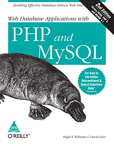 Web Database Applications with PHP & MySQL: Building Effective Database-Driven Web Sites (...