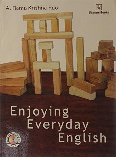 Enjoying Everyday English: A. Rama Krishna Rao