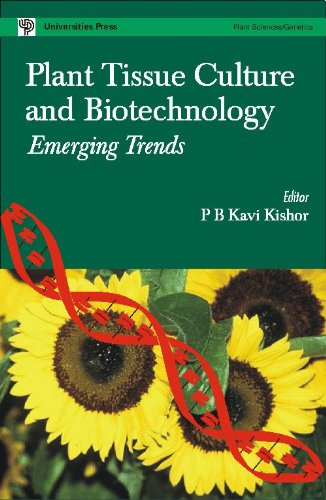 9788173711480: Plant Tissue Culture and Biotechnology: Emerging Trends (Plant sciences/genetics)