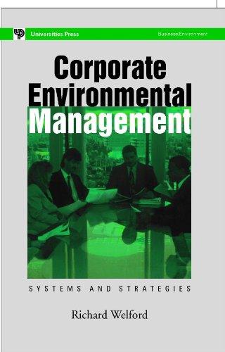 9788173711572: Corporate Environmental Management