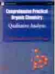 Comprehensive Practical Organic Chemistry: Qualitative Analysis Ahluwalia,