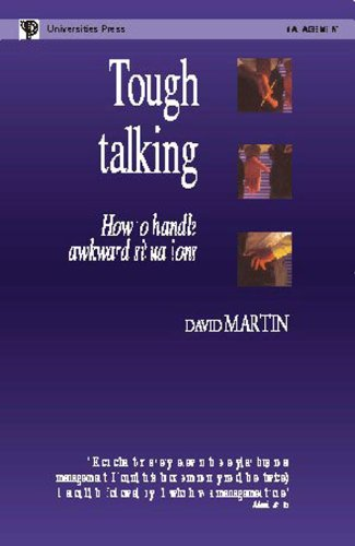 9788173712180: Tough Talking: How to Handle Awkward Situations