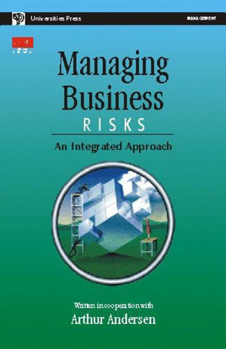 9788173712401: Managing Business Risks: An Integrated Approach