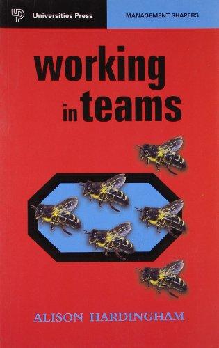 9788173713064: Working In Teams